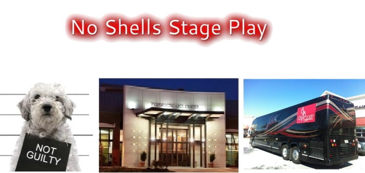 No Shells Stage Play